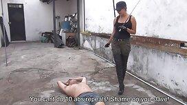 سبزه فیلم سوپر سیکی مناقصه جوان مقعد توسط شوهرش در آشپزخانه لعنتی می شود